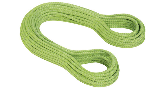 Mammut 8.7 Serenity Dry Ropes 80 m Dry Standard, limegreen